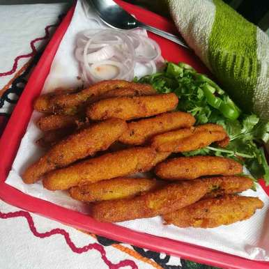 Photo of Semolina  fingers by Anamika Bhatt at BetterButter