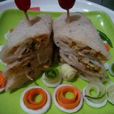 Photo of Fish rap by শংকরী পাঠক at BetterButter