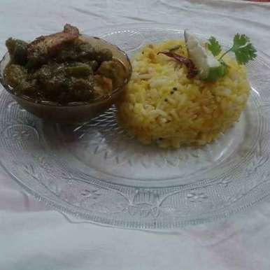 Photo of Lemon rice by সোমা ভট্টাচার্য at BetterButter
