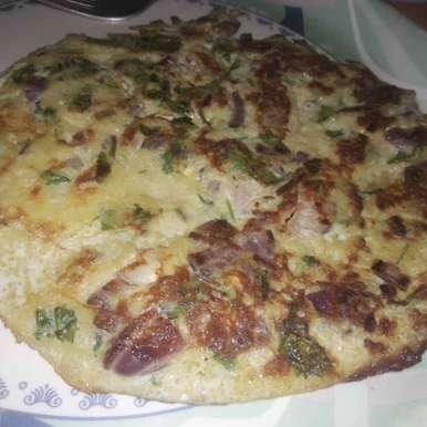 Photo of Potato omlet by সোমা ভট্টাচার্য at BetterButter