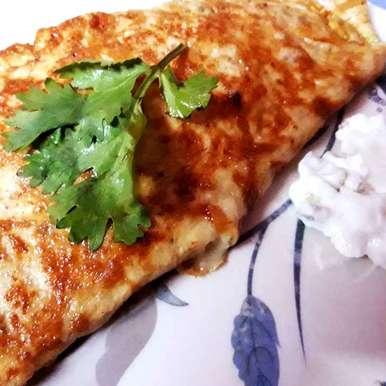 Photo of Twist omlet by সোমা ভট্টাচার্য at BetterButter