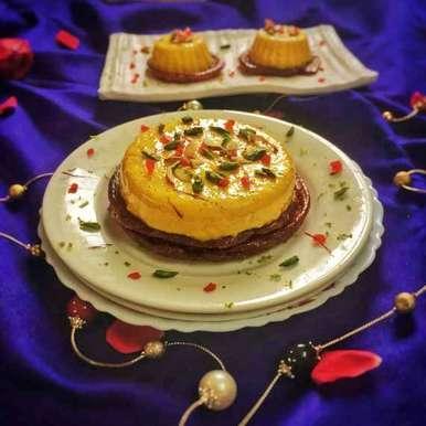 Monmohini Malpua Rabdi recipe in Bengali,মনমোহিনী মালপোয়া রাবরি, Debjani Dutta