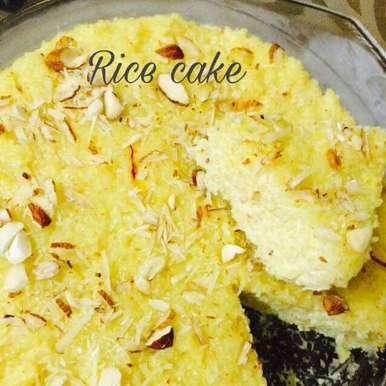 Photo of Rice cake by சாந்தி பாலசுப்ரமணியம் சாந்திபாலசுப்ரமணியம் at BetterButter