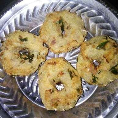 Photo of Ravai vadal by சித்ரா ராஜ் at BetterButter