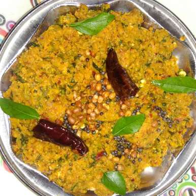Carrot,methi chutney. recipe in Telugu,కేరట్, మెంతికూర పచ్చడి., దూసి గీత