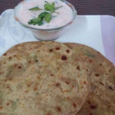 Photo of Cauliflower parota by దూసి గీత at BetterButter