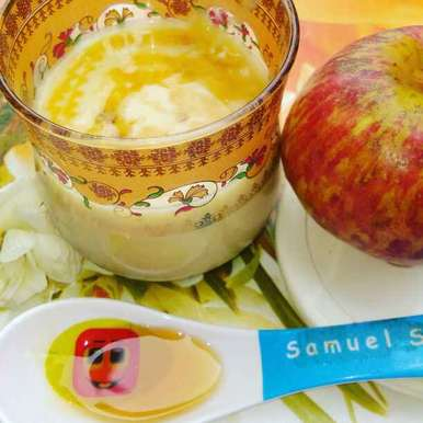 Photo of Apple smoothie by Abhilasha Gupta at BetterButter