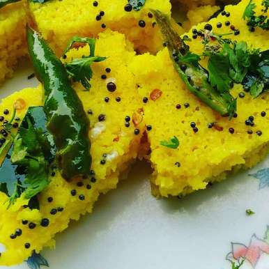 Photo of Instant besan dhokla by Abhilasha Gupta at BetterButter