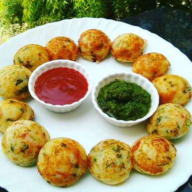 Photo of Corn appe by Abhilasha Gupta at BetterButter
