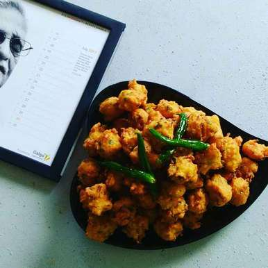 Photo of Mung dal ka pakora by Abhilasha Gupta at BetterButter