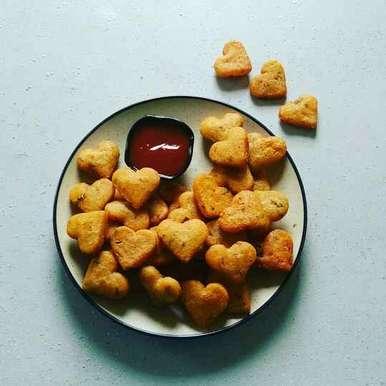 Photo of Suji nuggets by Abhilasha Gupta at BetterButter