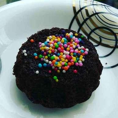 Photo of Chocolate muffins by Abhilasha Gupta at BetterButter
