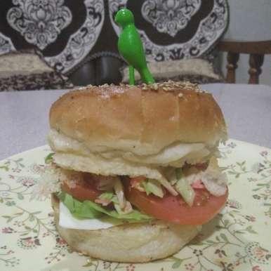 Photo of Burger by Aachal Jadeja at BetterButter