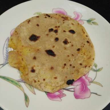 Photo of Sweet potato paratha by Aachal Jadeja at BetterButter