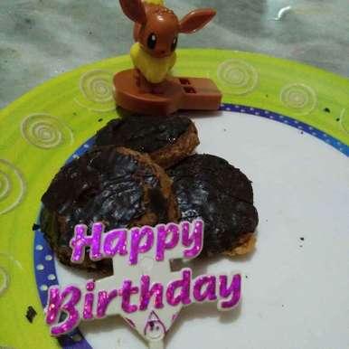 Photo of Choco  honey pancake by Aachal Jadeja at BetterButter
