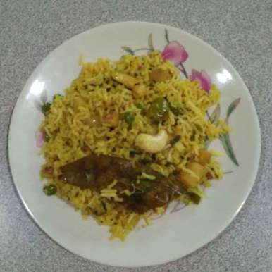 Photo of Biryani by Aachal Jadeja at BetterButter