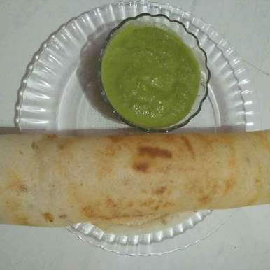 Photo of Paper dosa by Aachal Jadeja at BetterButter