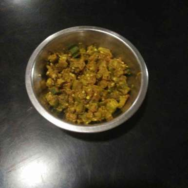 Photo of Bhindi by Aachal Jadeja at BetterButter