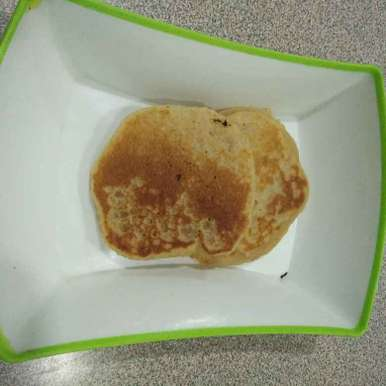 Photo of Pancake with apple by Aachal Jadeja at BetterButter