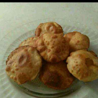 Photo of Mithi poori by Aachal Jadeja at BetterButter