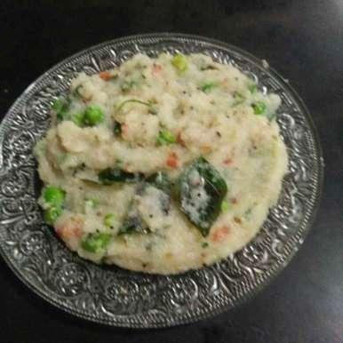 Photo of Vegetable upma by Aachal Jadeja at BetterButter