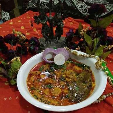Photo of Rajasthani shahi  gatte ki sabji by Aachal Jadeja at BetterButter