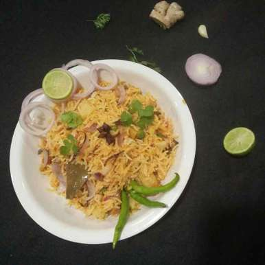 Photo of Tawa Pulav by Aachal Jadeja at BetterButter