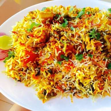 Vegetable Dum Biryani, How to make Vegetable Dum Biryani