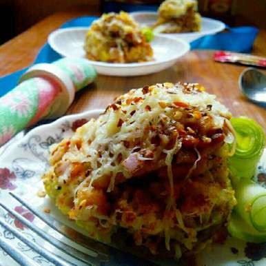 Photo of Bina microvave ke italiyan lajaanaa(Lasagna) by yamini Jain at BetterButter