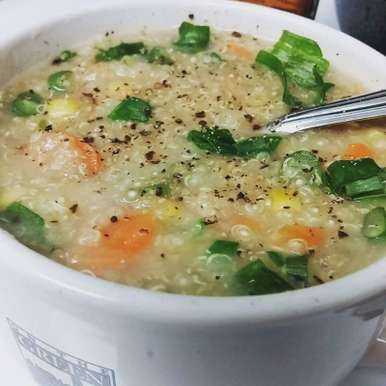 Quinoa Soup, How to make Quinoa Soup