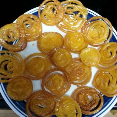 Photo of Jalebi by Aayushi Manish at BetterButter