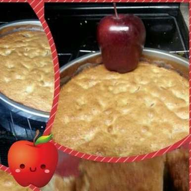 Photo of Apple Cake by Aayushi Manish at BetterButter