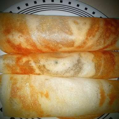 Photo of Plain Dosa by Aayushi Manish at BetterButter