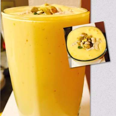 Photo of Mango Shake by Aayushi Manish at BetterButter