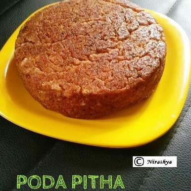 Photo of Poda Pitha { Steamed Rice Cake } – Authentic Odisha Recipe by Abhinetri V at BetterButter