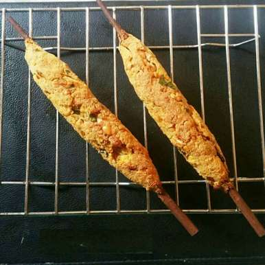 Photo of Grilled Tofu Kebabs by Abhinetri V at BetterButter