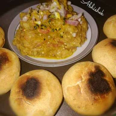 Photo of Litti Chokha by Abhishek Sharma at BetterButter