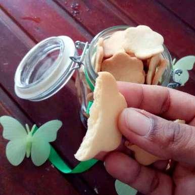 Photo of Fried shrewsburry butter biscuits by Adaikkammai annamalai at BetterButter