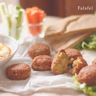Photo of Falafel by Aditi Bahl at BetterButter