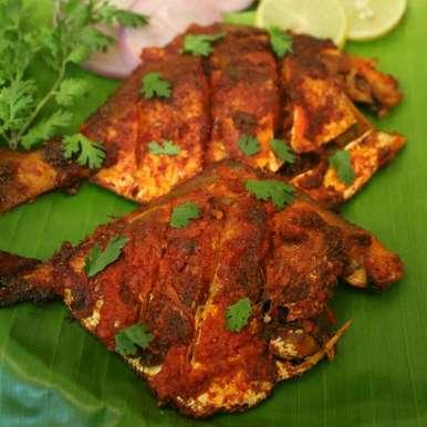 Photo of Tawa Fry Pomfret by Adwiti Mukhopadhyay Ray at BetterButter