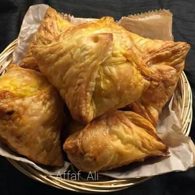 Photo of Egg Puff by Affaf Ali at BetterButter