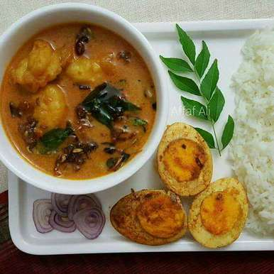 Photo of Prawns in Coconut curry (Kerala Style) by Affaf Ali at BetterButter