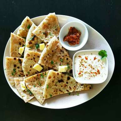 Photo of Aloo Cheese Parathas by Affaf Ali at BetterButter