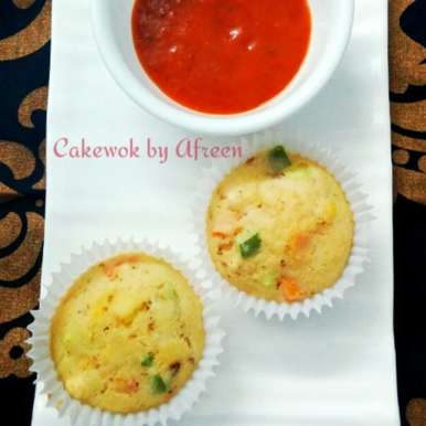 Photo of Pizza Muffins by Afreen Usman at BetterButter