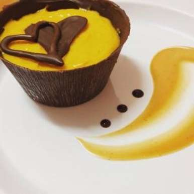 Photo of Mango Mousse  by Afroz Shaikh at BetterButter