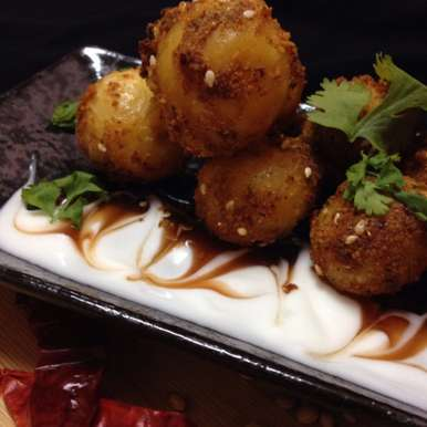 Photo of Spicy Tandoori aloo by Afroz Shaikh at BetterButter