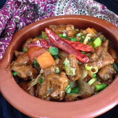 Photo of Mongolian Chicken by Afroz Shaikh at BetterButter
