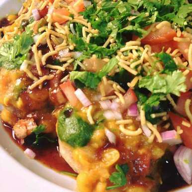 Photo of Ragda Patties by Afroz Shaikh at BetterButter