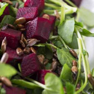 Photo of Indo-Italian Beetroot Salad by Agri form at BetterButter