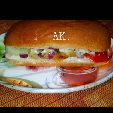 Photo of Hot Dog by Akansha Khanna at BetterButter